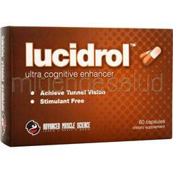 Lucidrol 60 caps ADVANCED MUSCLE SCIENCE