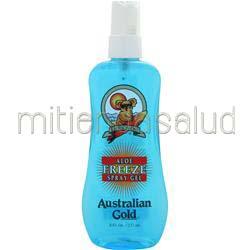 Aloe Freeze Spray Gel 8 fl oz AUSTRALIAN GOLD