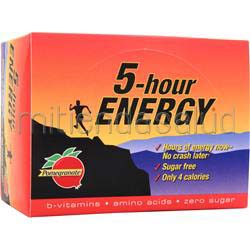 5-Hour Energy Pomegranate 12 bttls 5 HOUR ENERGY