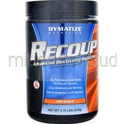 Recoup Orange  76 lbs DYMATIZE NUTRITION