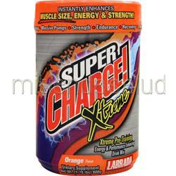 Super Charge! Xtreme Orange 800 gr LABRADA