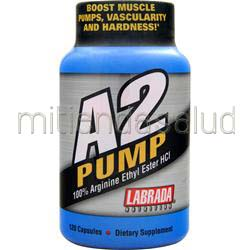 A2 Pump 120 caps LABRADA