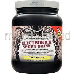 Electrokick Sports Drink Lethal Lemon 1 5 lbs TAPOUT