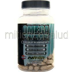 Omega Zyme 90 caps JOHN SCOTT'S NITRO