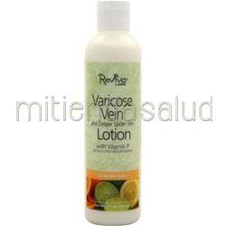 Varicose Vein Lotion 8 fl oz REVIVA LABS
