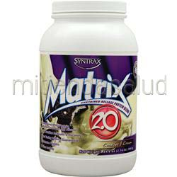 Matrix 2 0 Milk Chocolate 2 17 lbs SYNTRAX