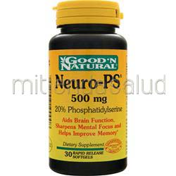 Neuro-PS 500mg 30 sgels GOOD 'N NATURAL
