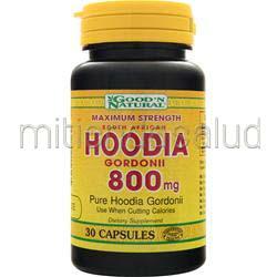 Hoodia Gordonii 800mg 30 caps GOOD 'N NATURAL