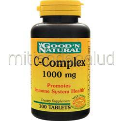 C-Complex 1000mg 100 tabs GOOD 'N NATURAL