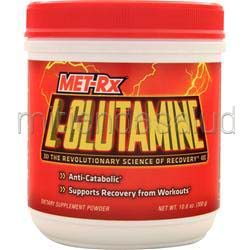 L-Glutamine Powder 10 6 oz MET-RX