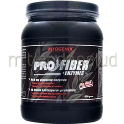 PRO FIBER Enzymes 500 gr MYOGENIX