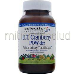 Fresh Freeze-Dried U T  Cranberry POW-der 68 gr ECLECTIC INSTITUTE