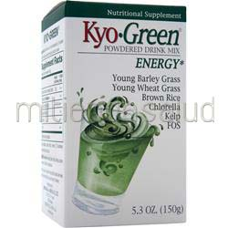 Kyo-Green - Energy powder 5 3 oz KYOLIC