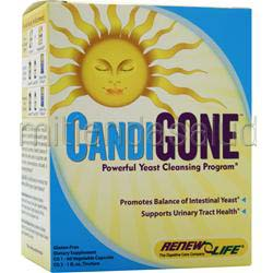 CandiGONE 1 unit RENEW LIFE