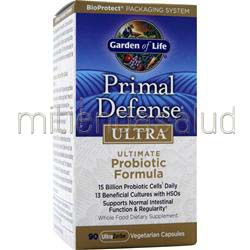 Primal Defense Ultra 90 caps GARDEN OF LIFE