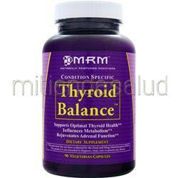 Thyroid Balance 90 caps MRM