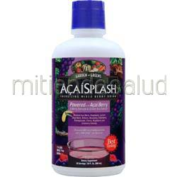AcaiSplash liquid 30 fl oz GARDEN GREENS