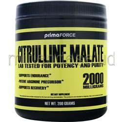 Citrulline Malate 200 gr PRIMAFORCE