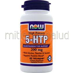 5-HTP 200mg 60 caps NOW