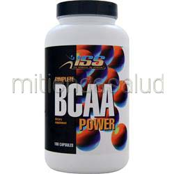 BCAA Power 180 caps ISS RESEARCH
