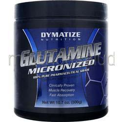 Glutamine Micronized 300 gr DYMATIZE NUTRITION