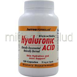 Bioavailable Hyaluronic Acid 120 caps JARROW