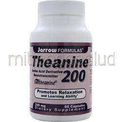 Theanine 200 60 caps JARROW