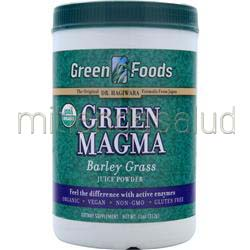 Green Magma - Barley Grass Juice Powder 11 oz GREEN FOODS