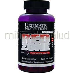 Red Zone 120 capsulas ULTIMATE NUTRITION