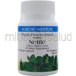 Fresh Freeze-Dried Stinging Nettle 90 caps ECLECTIC INSTITUTE