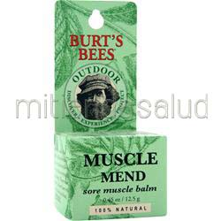 Muscle Mend  45 oz BURT'S BEES