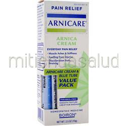 Pain Relief - Arnicare Arnica Cream Value Pack 2 5 oz BOIRON