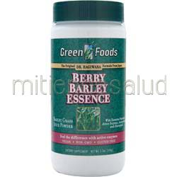 Berry Barley Essence 5 3 oz GREEN FOODS