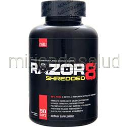 Razor8 Shredded 90 caps ALLMAX NUTRITION