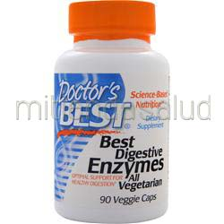 Best Digestive Enzymes 90 caps DOCTOR'S BEST