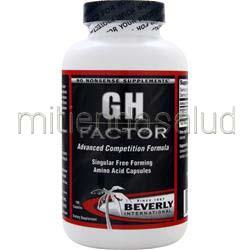 GH Factor 180 caps BEVERLY INTERNATIONAL