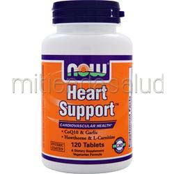 Heart Support 120 tabs NOW