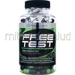 Free Test 100 caps APPLIED NUTRICEUTICALS