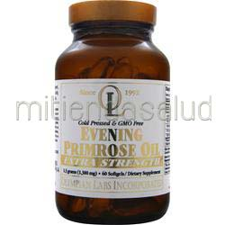 Evening Primrose Oil - Extra Strength 1300mg 60 sgels OLYMPIAN LABS