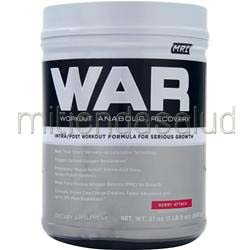 WAR Berry Attack - Tub 1 3 lbs MRI