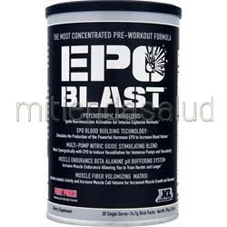 EPO Blast Fruit Punch 20 pck XERO LIMITS