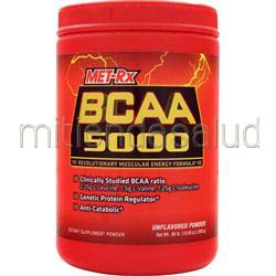 BCAA 5000 Powder Unflavored 300 gr MET-RX
