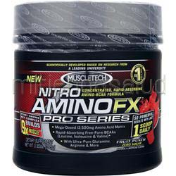Nitro Amino FX Pro Series Fruit Punch  85 lbs MUSCLETECH