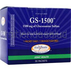 GS-1500 Orange 30 pck ENZYMATIC THERAPY