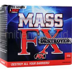 Mass FX -The Destroyer 112 caps ATHLETIC XTREME
