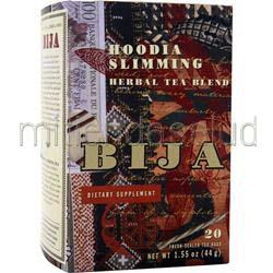 Bija Hoodia Slimming Herbal Tea Blend 20 unit FLORA