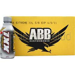 Extreme XXL RTD Strawberry Banana 20 bttls AMERICAN BODYBUILDING