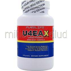 U4EAX 125 gr PURE LIFE