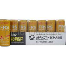 Ready-To-Drink Cans Apricot Nectarine 24 cans FRS