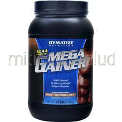 Mega Gainer Rich Chocolate 3 3 lbs DYMATIZE NUTRITION